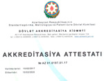 The term of accreditation of Regional laboratory has been extended